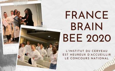 France Brain Bee 2020 2ème édition en ligne