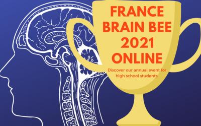 Brain Bee 2021 : 3ème édition en ligne