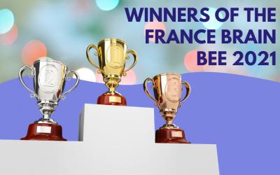 France Brain Bee 2021 le gagnant sélectionné !